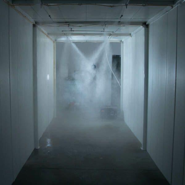 تونل ضدعفونی ازن